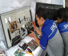Pusat Service TV Di Tangerang